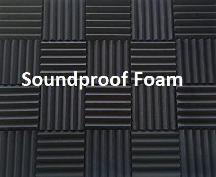 Soundproof Foam